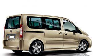 Fiat Scudo / Benzinli / Manuel / 8 Koltuk / 129.00 EURO