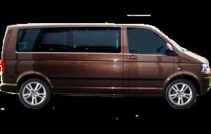 Volkswagen Transporter / Benzinli / Manuel / 9 Koltuk / 95.00 EURO