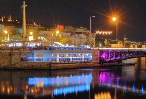 Atina'ya yakin esrarengiz bir ada sehri; Chalcis