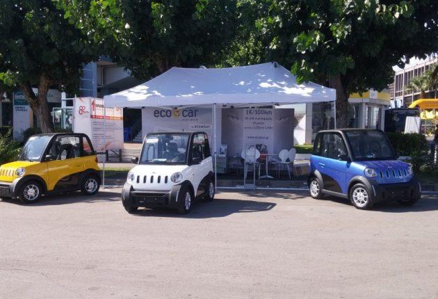 Ecocar, Selanik Fuarı'nda tanıtıldı